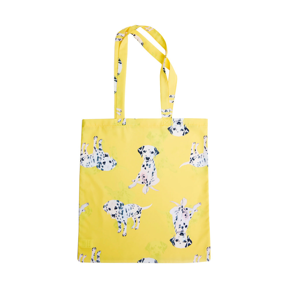 Dalmatian bag (Yellow)